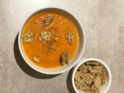 Low calorie winter soup
